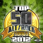 Top 50 Alt/Rock songs of 2012