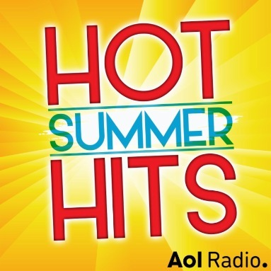 'Hot Summer Hits' Station  on AOL Radio