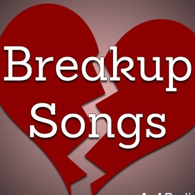 'Breakup Songs' Station  on AOL Radio